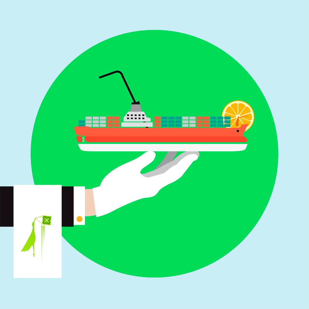 Заказ услуг по растаможке товаров