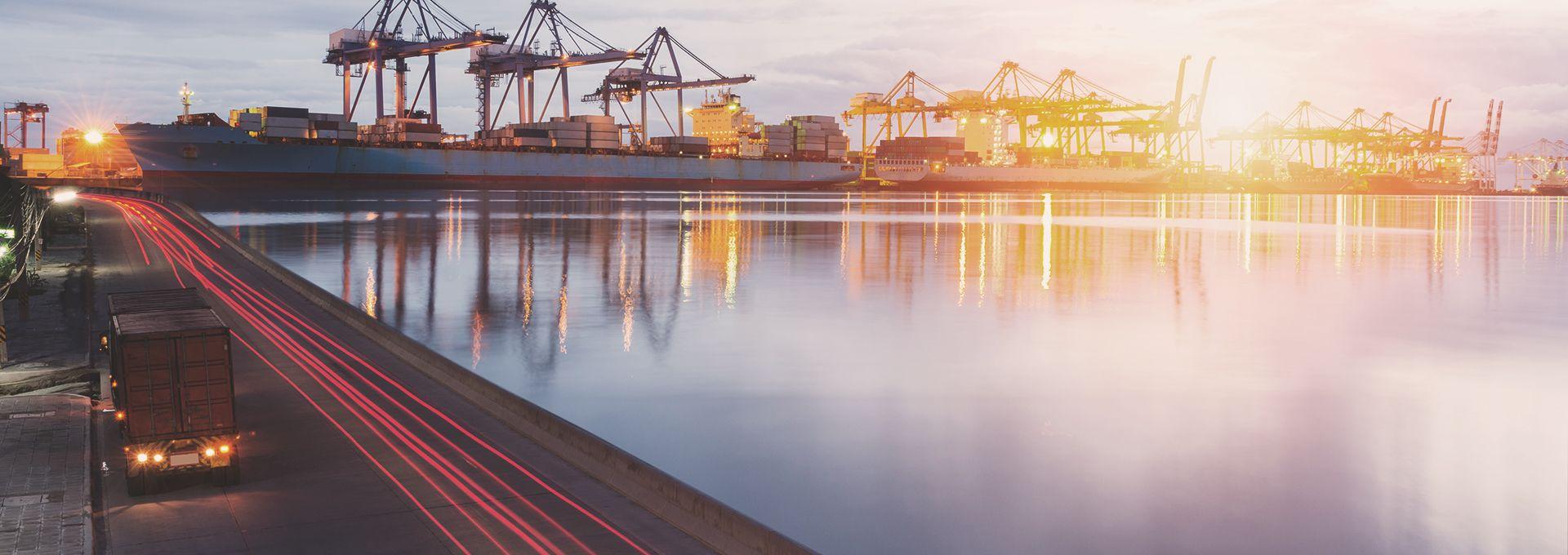 Морская перевозка и растаможка турецких товаров