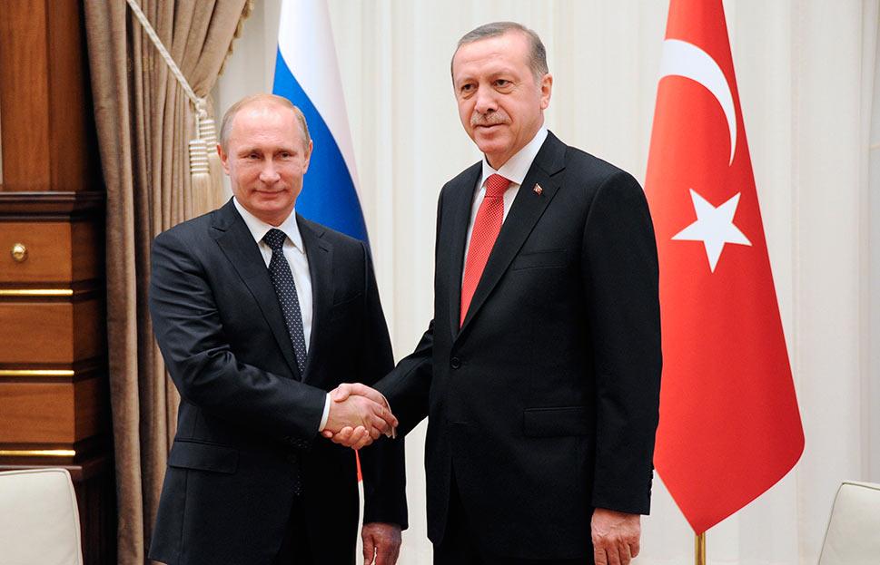 Турция Россия | Путин Эрдоган