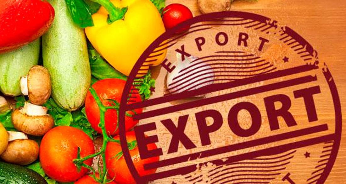 Продовольственный экспорт